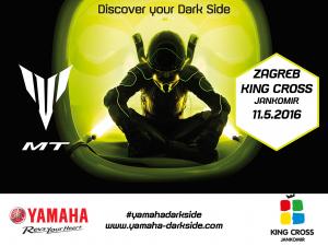 Yamaha King Cros